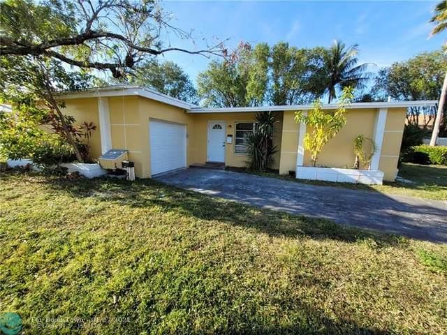 7401 NW 23rd St, Sunrise, FL 33313 (MLS #F10268486) :: Castelli Real Estate Services