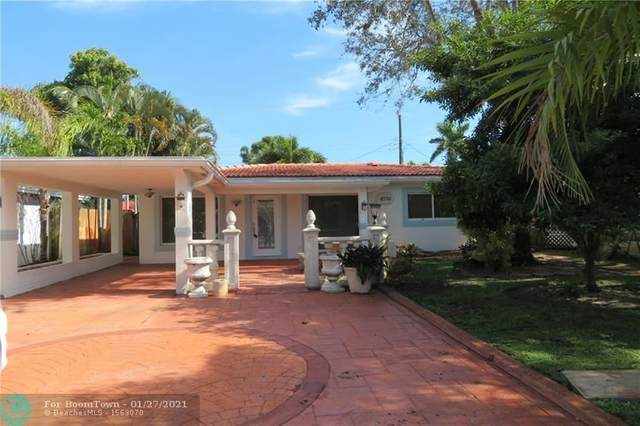 4770 NE 4th Ave, Oakland Park, FL 33334 (#F10268496) :: Realty One Group ENGAGE