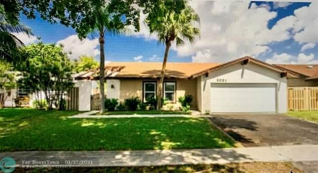 9351 NW 42nd Court, Sunrise, FL 33351 (MLS #F10268498) :: THE BANNON GROUP at RE/MAX CONSULTANTS REALTY I