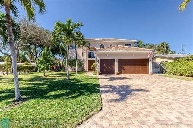 3215 NE 27TH  TERRACE, Lighthouse Point, FL 33064 (MLS #F10268530) :: United Realty Group
