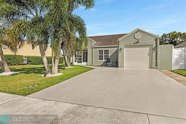 23180 Bentley Pl, Boca Raton, FL 33433 (MLS #F10268532) :: THE BANNON GROUP at RE/MAX CONSULTANTS REALTY I
