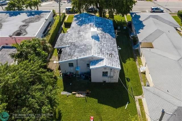 2125 Bay Dr, Miami Beach, FL 33141 (MLS #F10268534) :: The Howland Group