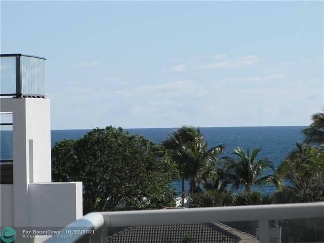 3015 N Ocean Blvd 5E, Fort Lauderdale, FL 33308 (MLS #F10268588) :: Green Realty Properties