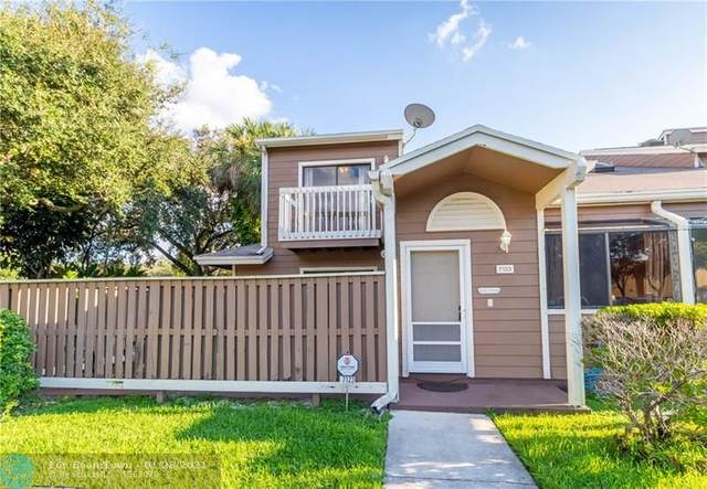 7123 Sportsmans Dr #7123, North Lauderdale, FL 33068 (#F10268642) :: Realty One Group ENGAGE