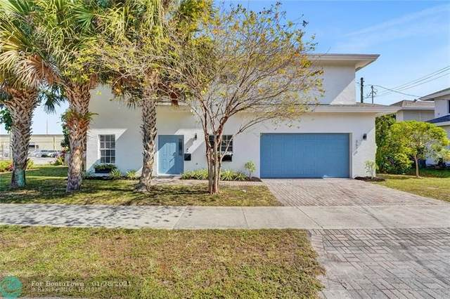3570 NE 3rd Ave, Oakland Park, FL 33334 (#F10268650) :: Treasure Property Group