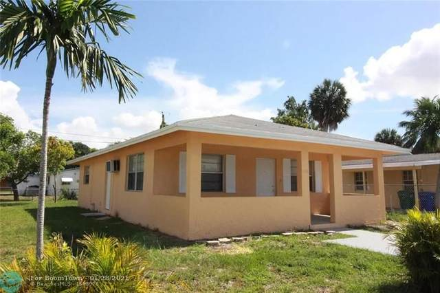 2871 NW 7th Ct, Fort Lauderdale, FL 33311 (MLS #F10268654) :: Berkshire Hathaway HomeServices EWM Realty