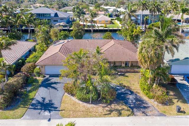 5141 NE 30th Ave, Lighthouse Point, FL 33064 (#F10268680) :: Ryan Jennings Group