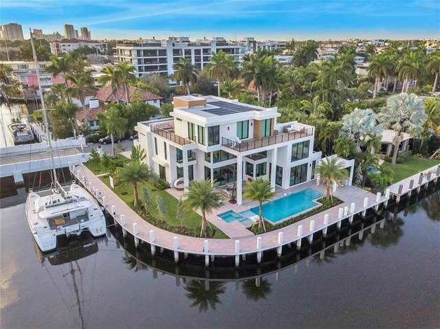 2 Fiesta Way, Fort Lauderdale, FL 33301 (MLS #F10268685) :: The Howland Group