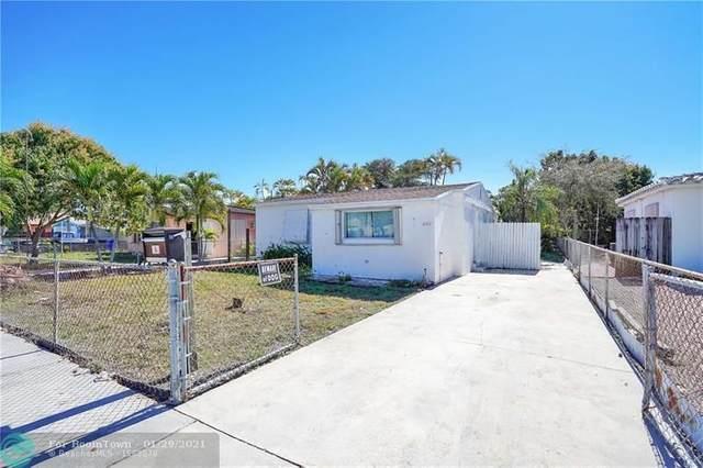 220 SW 21st St, Fort Lauderdale, FL 33315 (#F10268700) :: Signature International Real Estate
