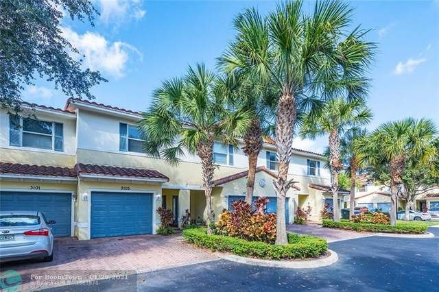 3103 NW 25th Ter, Oakland Park, FL 33309 (#F10268754) :: Realty One Group ENGAGE