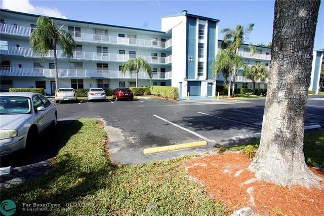7688 NW 18th St #203, Margate, FL 33063 (MLS #F10268795) :: Green Realty Properties