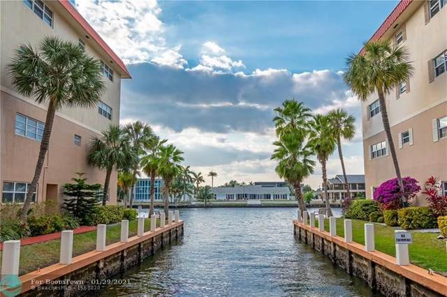 2081 S Ocean Dr #106, Hallandale, FL 33009 (#F10268884) :: Ryan Jennings Group