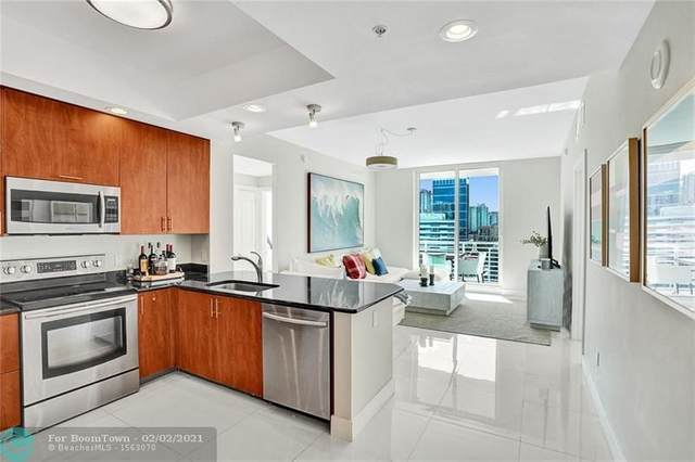 315 NE 3rd Ave #1205, Fort Lauderdale, FL 33301 (#F10268919) :: The Rizzuto Woodman Team
