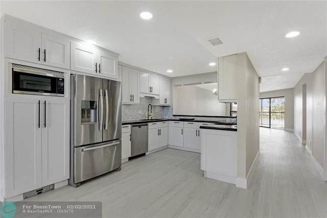 7461 Fairfax Dr. #303, Tamarac, FL 33321 (MLS #F10269008) :: Green Realty Properties
