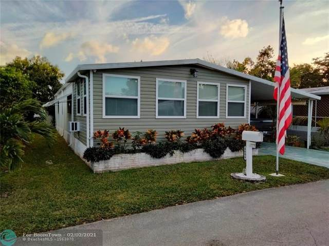 6606 NW 29th Court, Margate, FL 33063 (MLS #F10269054) :: Dalton Wade Real Estate Group
