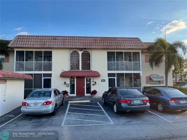 101 E Mcnab Rd #131, Pompano Beach, FL 33060 (MLS #F10269121) :: Green Realty Properties