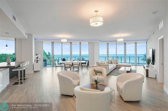 701 N Fort Lauderdale Beach Blvd #502, Fort Lauderdale, FL 33304 (#F10269157) :: The Rizzuto Woodman Team