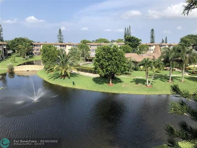 3506 NW 49th Ave #605, Lauderdale Lakes, FL 33319 (MLS #F10269170) :: Green Realty Properties