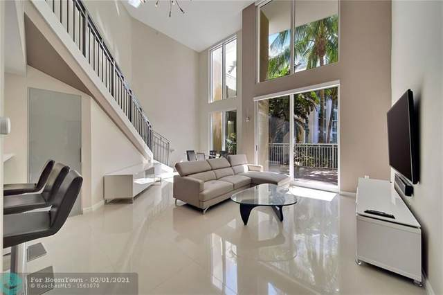1755 E Hallandale Beach Blvd 106E, Hallandale, FL 33009 (MLS #F10269247) :: Green Realty Properties