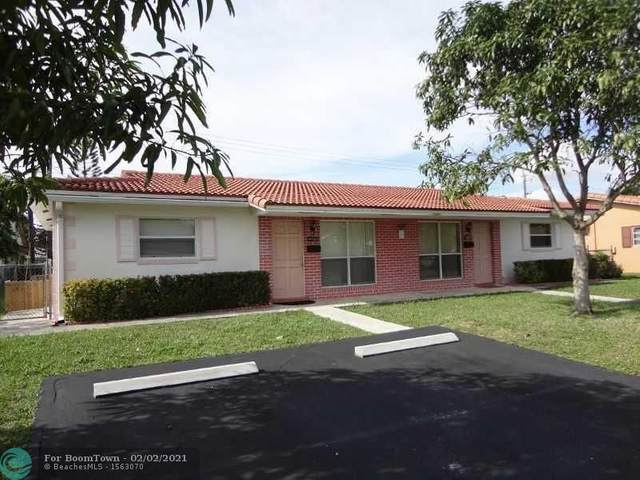 4100 Woodside Dr, Coral Springs, FL 33065 (MLS #F10269306) :: The Jack Coden Group