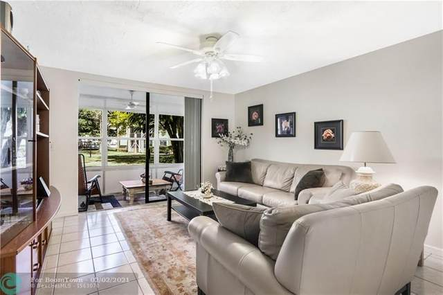 2871 Somerset Dr #102, Lauderdale Lakes, FL 33311 (MLS #F10269343) :: Green Realty Properties