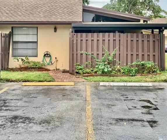 132 Gate Rd #132, Hollywood, FL 33024 (MLS #F10269409) :: Green Realty Properties