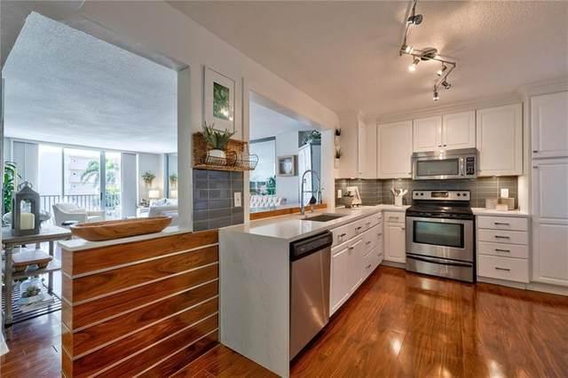 1150 Hillsboro Mile #412, Hillsboro Beach, FL 33062 (MLS #F10269427) :: Green Realty Properties