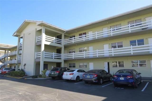2100 Diana Dr #110, Hallandale, FL 33009 (MLS #F10269434) :: Green Realty Properties