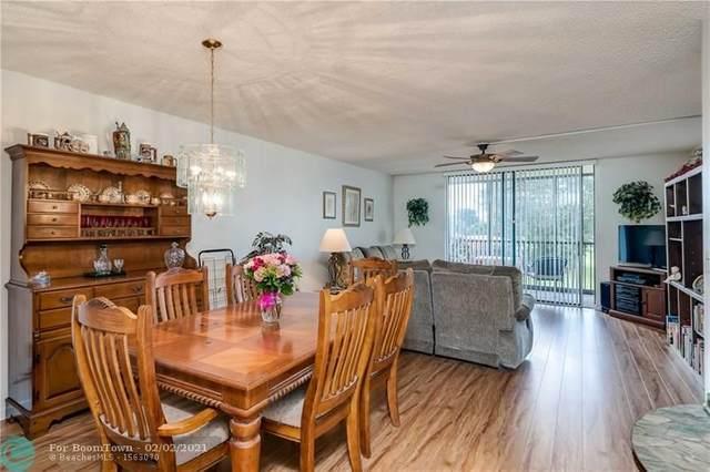 3521 Environ Blvd B209, Lauderhill, FL 33319 (MLS #F10269440) :: Green Realty Properties