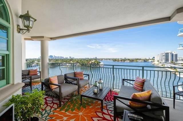 301 N Birch Rd. 7N, Fort Lauderdale, FL 33304 (MLS #F10269497) :: Green Realty Properties