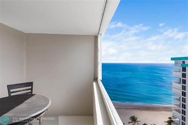 1000 S Ocean Blvd Phd, Pompano Beach, FL 33062 (#F10269501) :: The Rizzuto Woodman Team