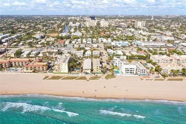 4228 N Ocean Dr #4, Lauderdale By The Sea, FL 33308 (MLS #F10269521) :: Green Realty Properties