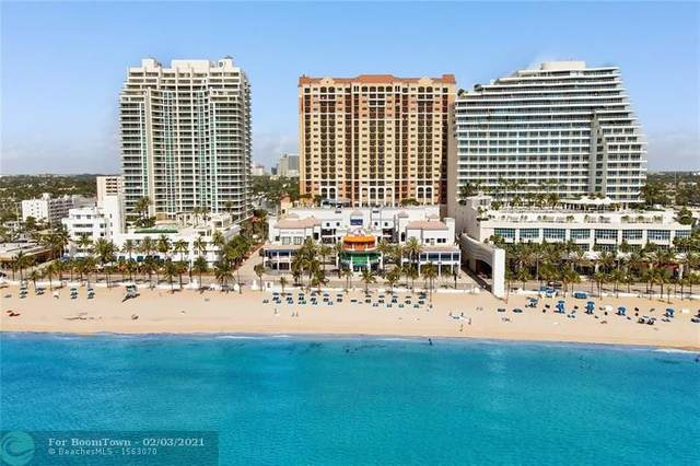 17 S Fort Lauderdale Beach Blvd, Fort Lauderdale, FL 33316 (#F10269549) :: The Rizzuto Woodman Team