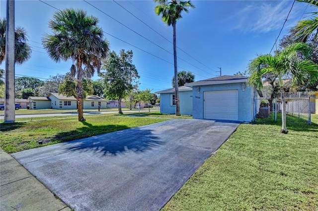 1403 NW 5th St, Fort Lauderdale, FL 33311 (#F10269592) :: Ryan Jennings Group