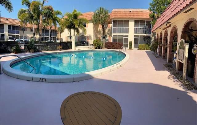 101 E Mcnab Rd #332, Pompano Beach, FL 33060 (MLS #F10269628) :: Green Realty Properties