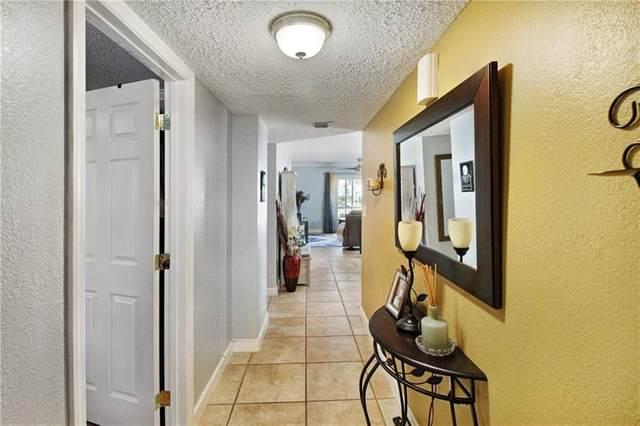 3575 Broken Woods Dr #106, Coral Springs, FL 33065 (MLS #F10269635) :: Green Realty Properties