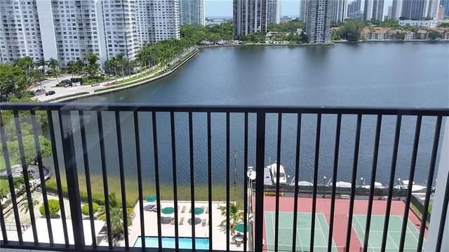 2750 NE 183rd St #1409, Aventura, FL 33160 (#F10269668) :: Signature International Real Estate