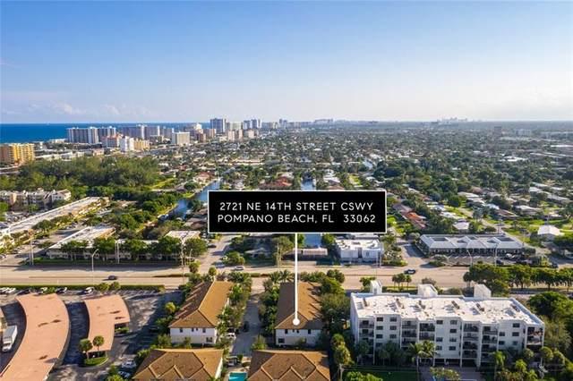 2721 NE 14, Pompano Beach, FL 33062 (#F10269686) :: Ryan Jennings Group