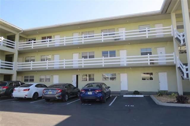 2100 Diana Dr #109, Hallandale, FL 33009 (MLS #F10269742) :: Green Realty Properties