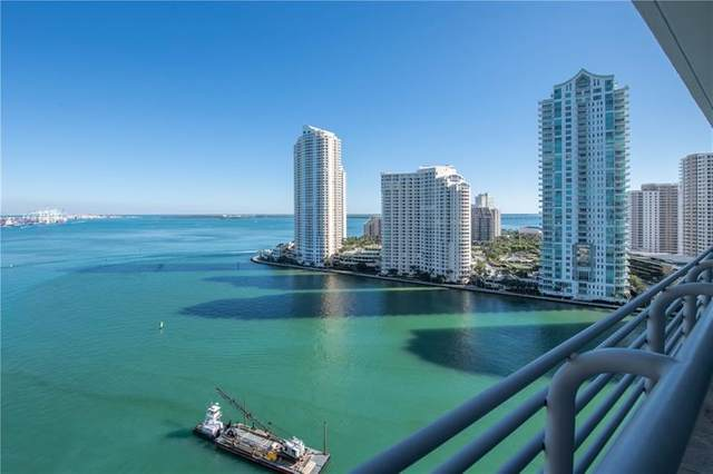 325 S Biscayne Blvd #2026, Miami, FL 33131 (#F10269757) :: Signature International Real Estate