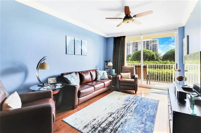 3020 NE 32nd Ave #603, Fort Lauderdale, FL 33308 (#F10269759) :: Posh Properties