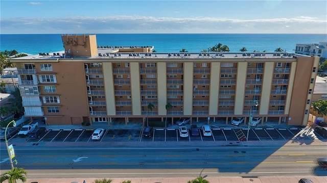 4540 N Ocean #312, Lauderdale By The Sea, FL 33308 (MLS #F10269768) :: Green Realty Properties