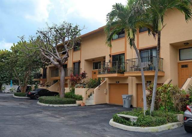 3240 NE 11th St #202, Pompano Beach, FL 33062 (#F10269798) :: Realty One Group ENGAGE