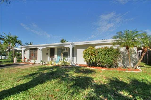 2620 NE 18th Ter, Lighthouse Point, FL 33064 (MLS #F10269811) :: United Realty Group