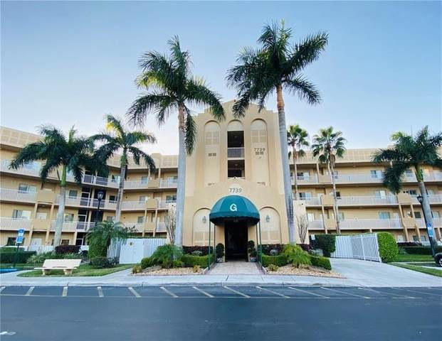 7739 Southampton Ter #201, Tamarac, FL 33321 (MLS #F10269814) :: Green Realty Properties