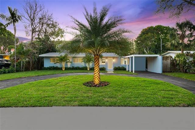 2735 NE 10th Ave, Wilton Manors, FL 33334 (MLS #F10269874) :: United Realty Group