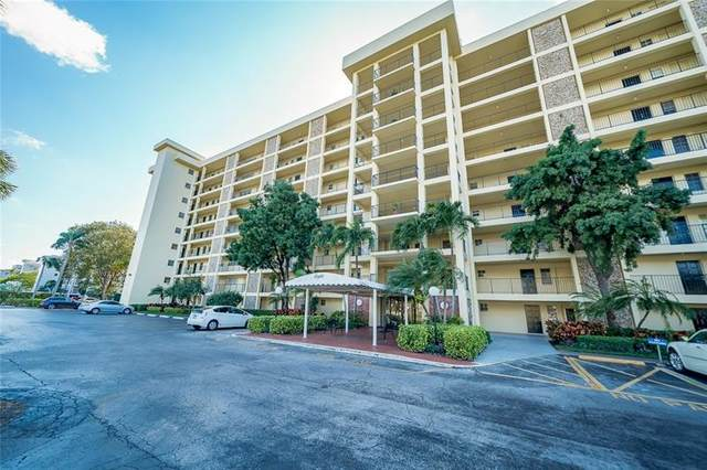 3050 N Palm Aire Dr #401, Pompano Beach, FL 33069 (MLS #F10269880) :: Green Realty Properties