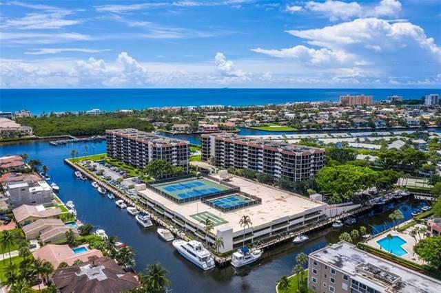 899 Jeffery St #109, Boca Raton, FL 33487 (MLS #F10269940) :: Green Realty Properties