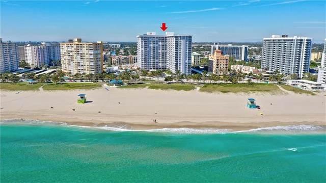 405 N Ocean Blvd #829, Pompano Beach, FL 33062 (#F10269944) :: The Power of 2 | Century 21 Tenace Realty