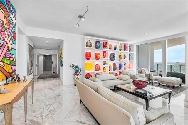 701 N Fort Lauderdale Beach Blvd #805, Fort Lauderdale, FL 33304 (MLS #F10269966) :: Green Realty Properties
